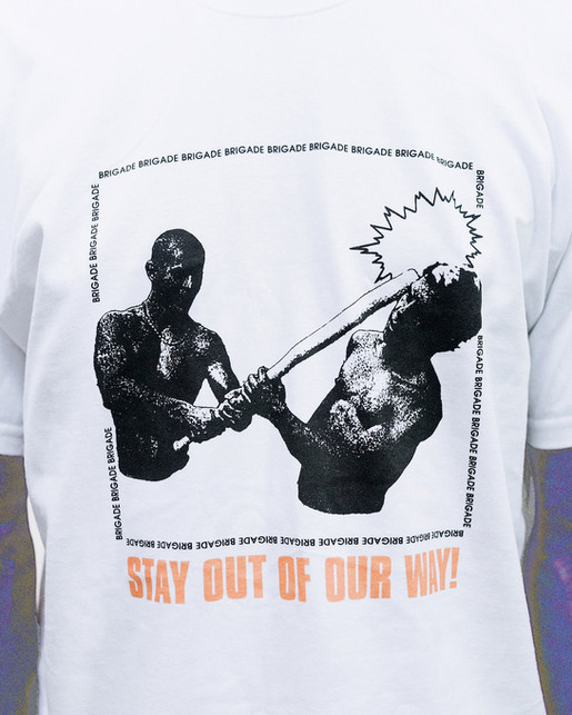 Stay Out of Our Way T-Shirt
