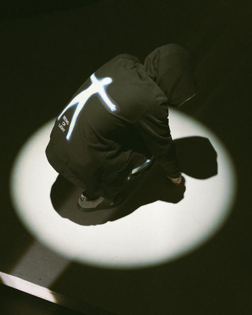 Being of Light Full Zip Hoodie