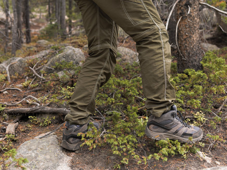 Fall/Winter '19 Convertible Hiking Pants Preview