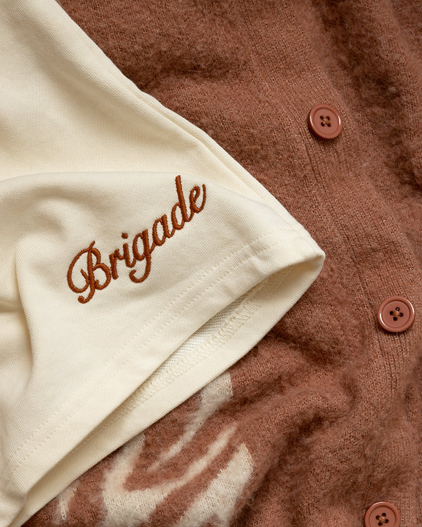 Brigade Shorts and Cardigan