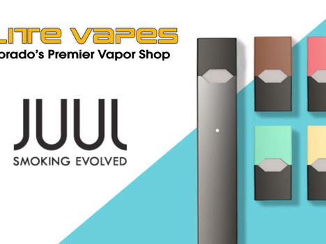 Hey guess what. The JUUL is here!!