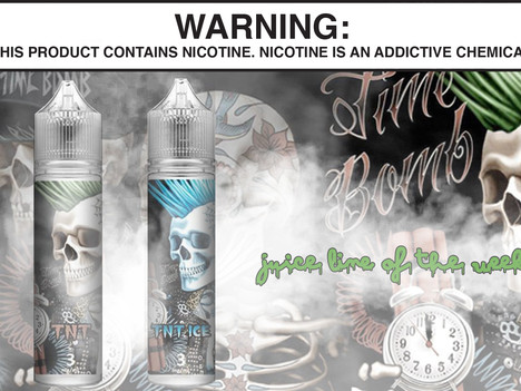 Timebomb is Juice Line of the Week