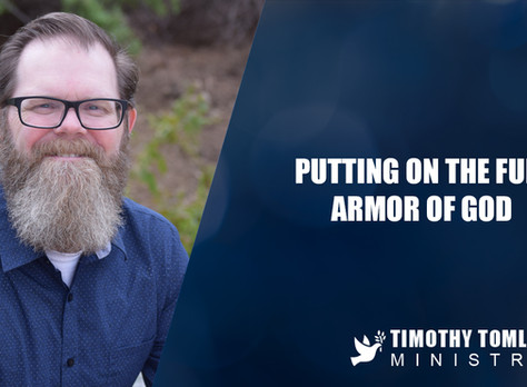 Putting on The Full Armor of God