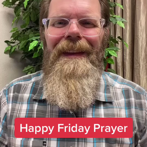 Happy Friday prayer