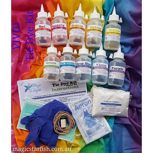Vivid Tie Dye Kit