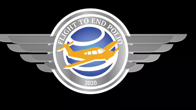 FLIGHT TO END POLIO - POSTPONED DUE TO COVID-19