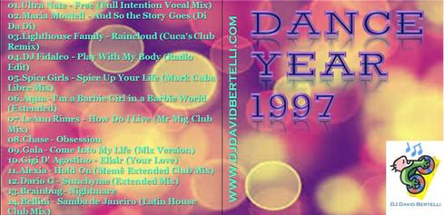 DJ David Bertelli - Dance Year 1997