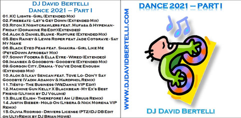 Dance 2021 - Vol. 1