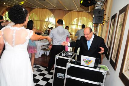 Casamento Helen e Bruno - Clube dos 500, Guaratinguetá, SP - 17-11-13