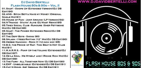 Flash House 80s & 90s - Vol. II