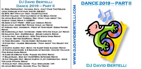 DJ David Bertelli - Dance 2019 - Part II