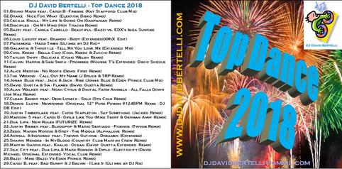 DJ David Bertelli - Top Dance 2018