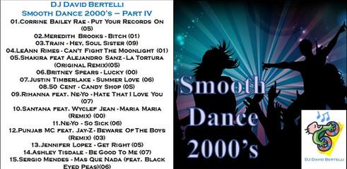DJ David Bertelli - Smooth Dance 2000's - Vol. 4