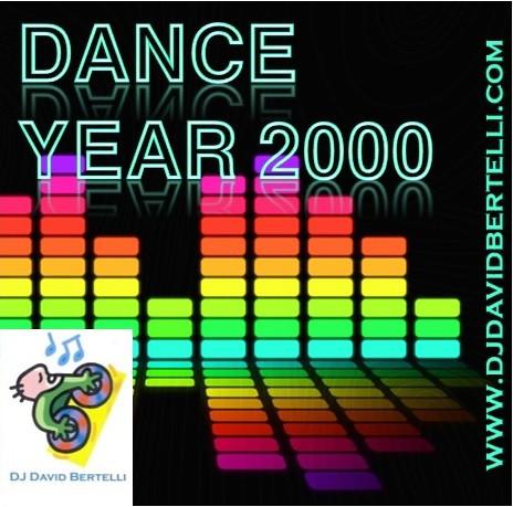Dance Year 2000 - DJ David Bertelli
