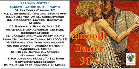 DJ David Bertelli - Smooth Dance 90's - Vol. I