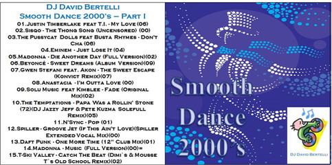 DJ David Bertelli - Smooth Dance 2000's - Vol. 2