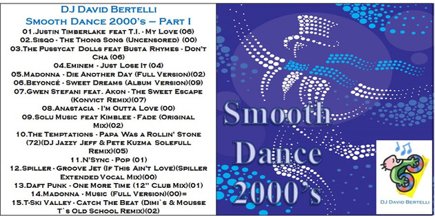 DJ David Bertelli - Smooth Dance 2000's - Vol. 2