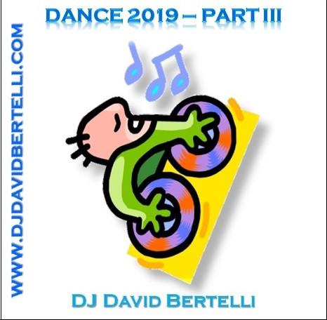 DJ David Bertelli - Dance 2019 - Vol. III