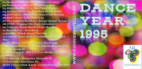 DJ David Bertelli - Dance Year 1995