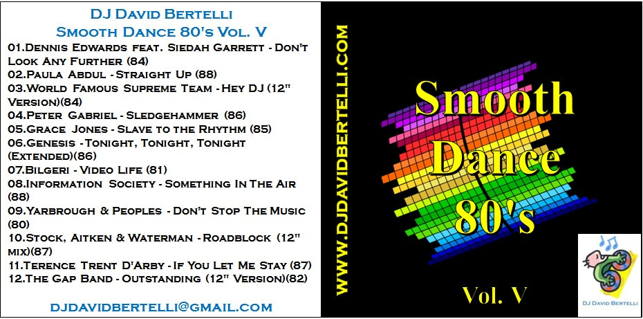 DJ David Bertelli - Smooth Dance - Vol. V