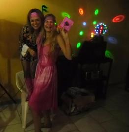 Niver Flavia Fernandes - Festa Anos 70's - Alpes da Cantareira SP - 2012