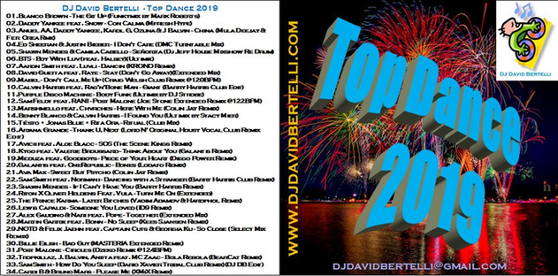 DJ David Bertelli - Top Dance 2019