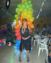 Niver Flavia Fernandes - Festa Anos 80's - Alpes da Cantareira SP - 24-11-2011