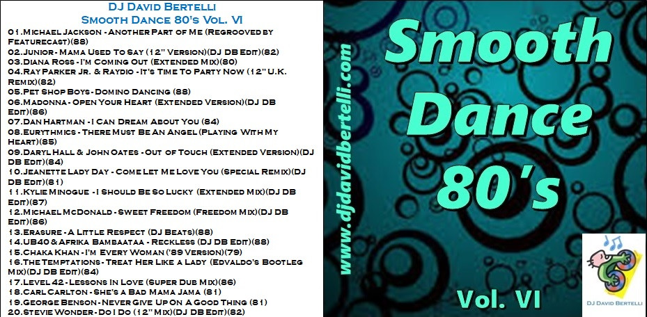 DJ David Bertelli - Smooth Dance - Vol. VI