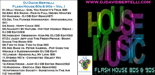 Flash House 80s & 90s - Vol. I