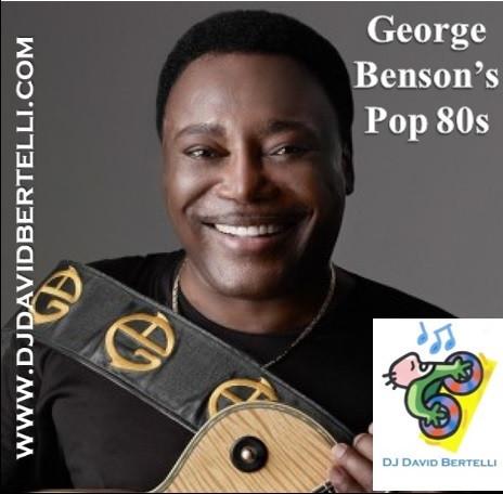 George Benson's Pop 80s Mix