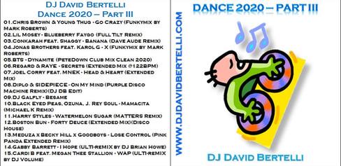 Dance 2020 - Vol. III