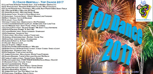 DJ David Bertelli - Top Dance 2017