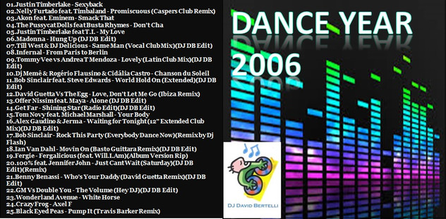 DJ David Bertelli - Dance Year 2006