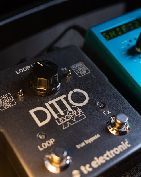 tc electronic Ditto x2 лупър