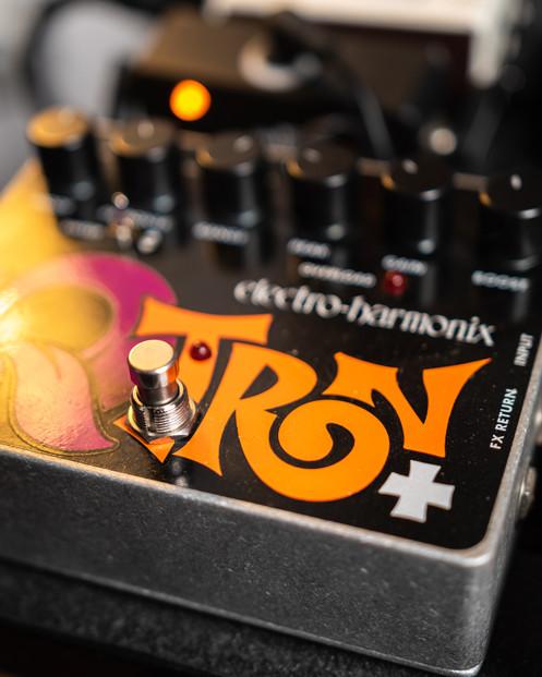Electro Harmonix Qtron Plus