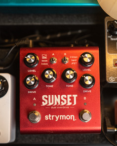 Strymon Dual Sunset Overdrive