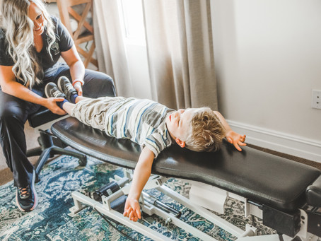 Pediatrics and Upper Cervical Chiropractic