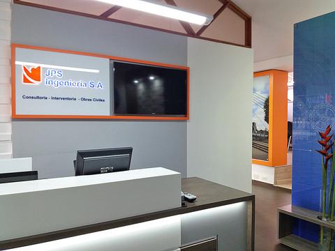 JPS OFICINAS - Interiorismo Corporativo
