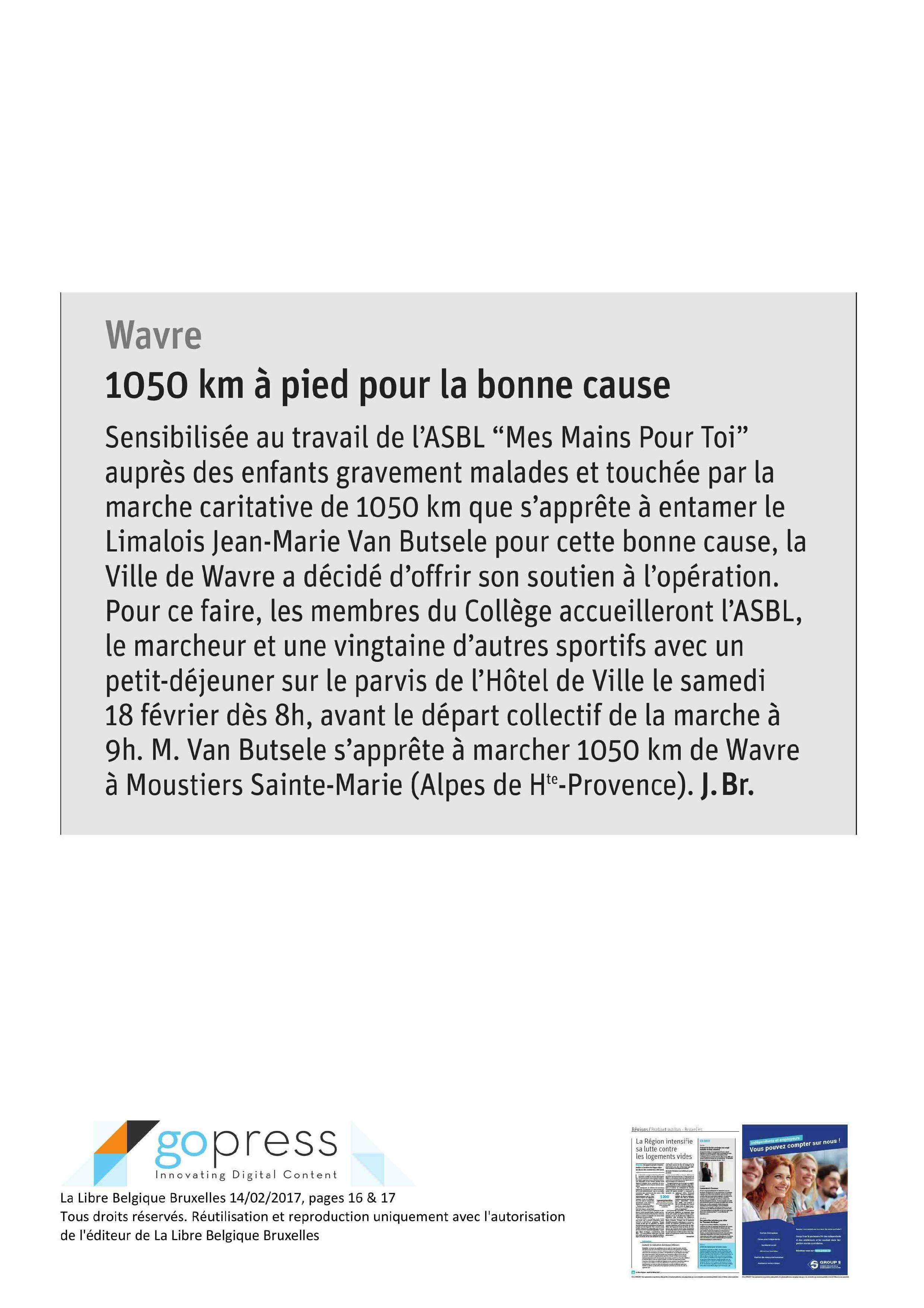 Article presse La Libre 14_2_17-page-001