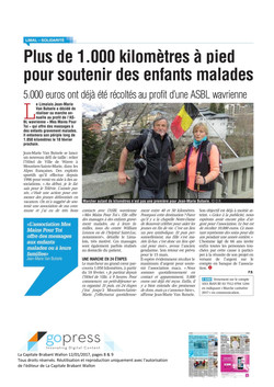 Article presse Marche