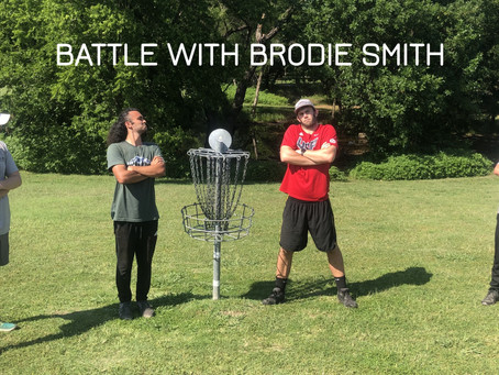 Battle with Brodie Smith Recap
