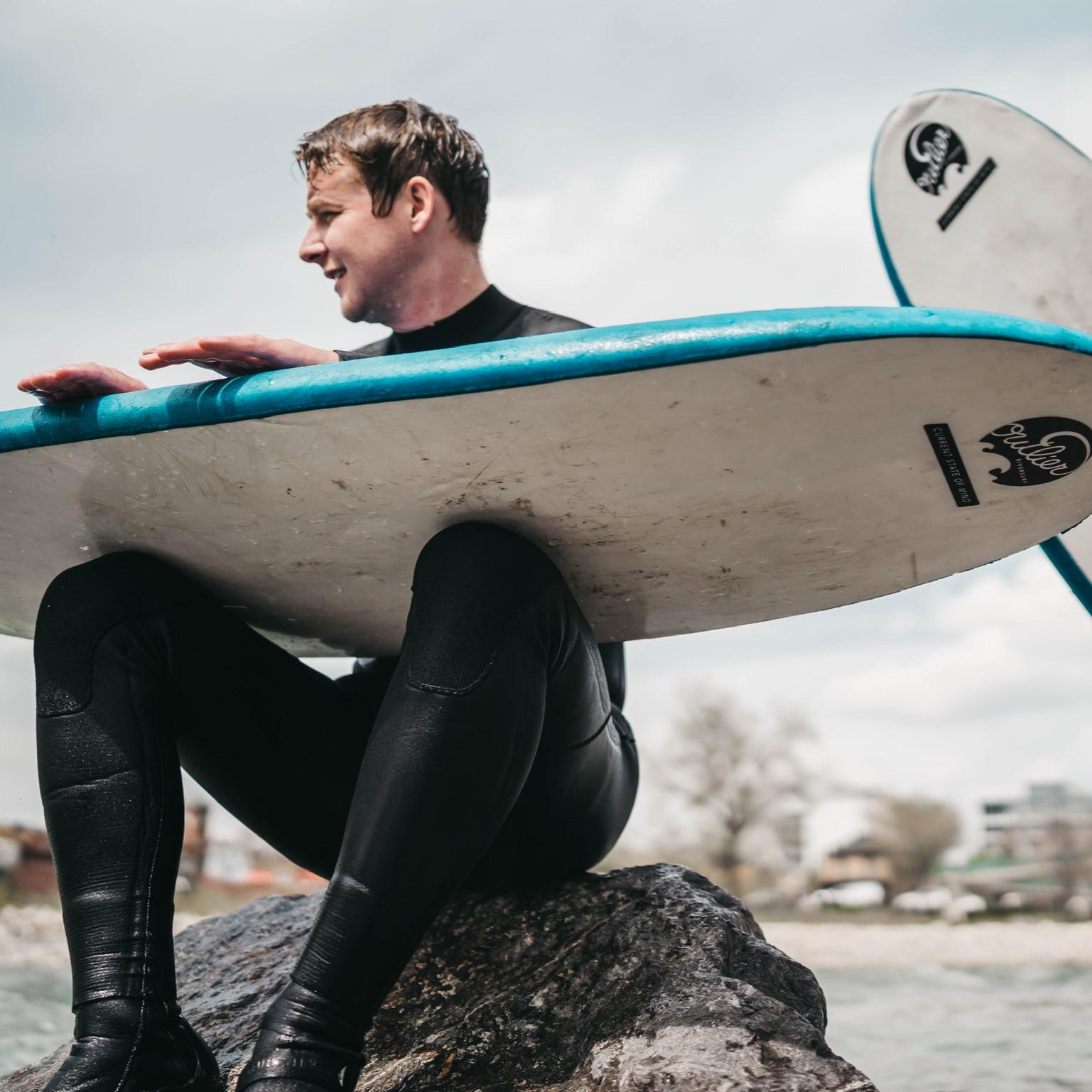 Surfboard + Wetsuit Rental
