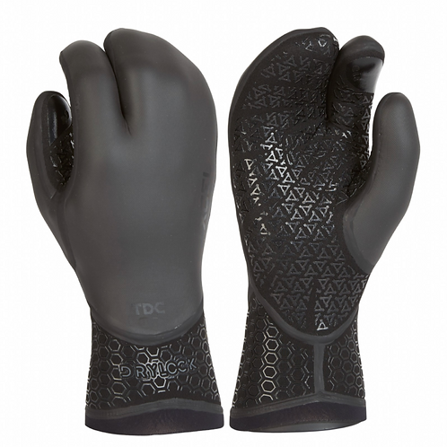Drylock 5mm 3 Finger Glove