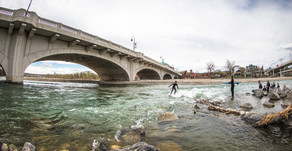 A Beginners Guide To River Surfing