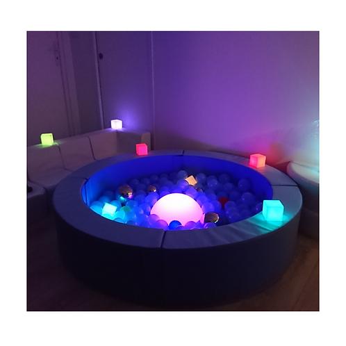 Espace sensoriel - Formule confort