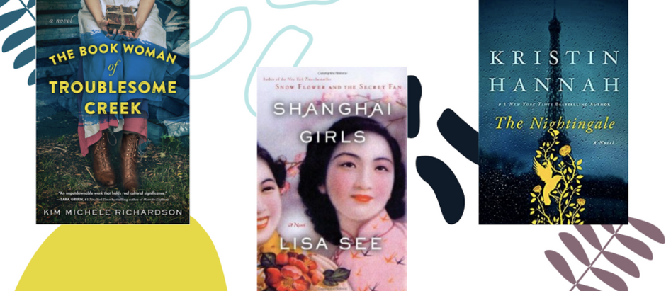 Top Ten Books For Women's History Month