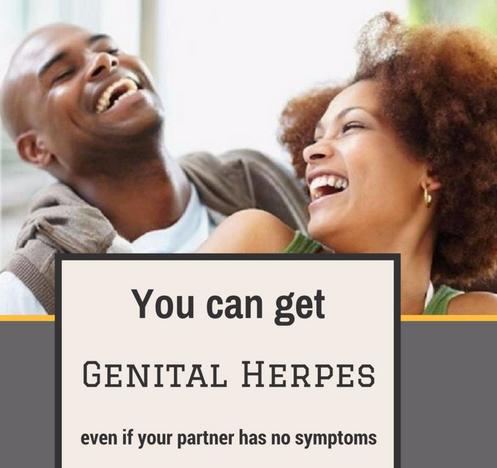genital herpes dating service
