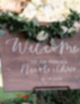 2019.10.19 Nicole & Christopher Wedding