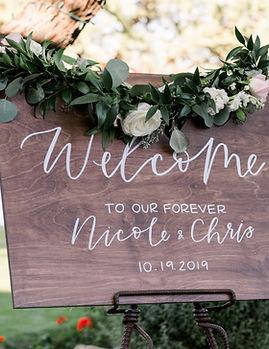 2019.10.19 Nicole & Christopher Wedding
