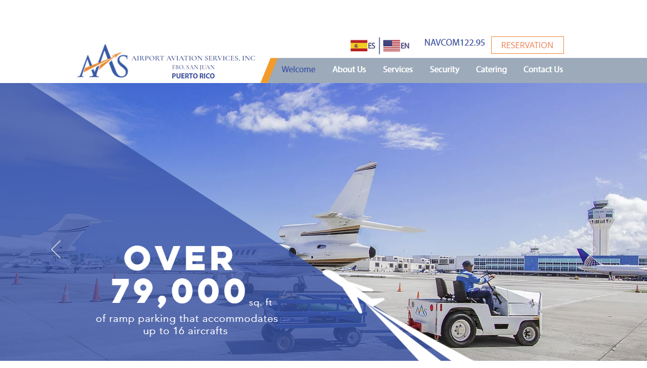 Airport Aviation Services, Inc  (FBO)